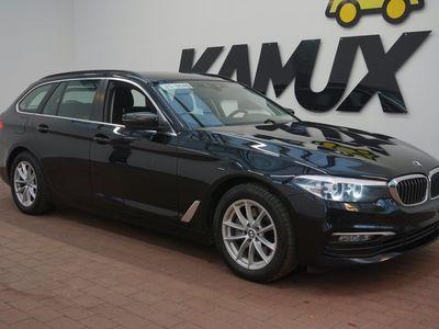 käytetty BMW 520 520 G31 Touring d A / WEBASTO / NAVI PRO / VETOKOUKKU /