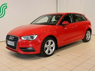 käytetty Audi A3 Sportback Land of quattro Edition 1,8 TFSI 132 kW quattro S tronic