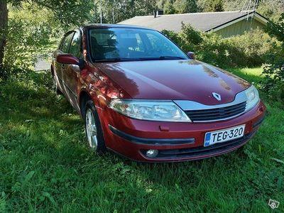 käytetty Renault Laguna II 1.6 bensa