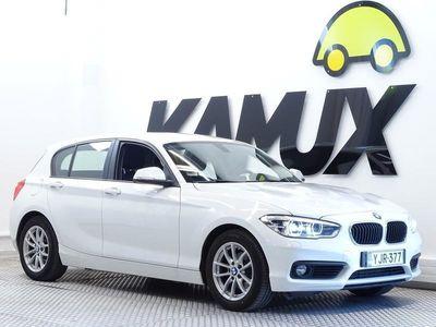 käytetty BMW 118 118 F20 Hatchback i A Business / Suomi-auto / Led-ajovalot / Vakionopeudensäädin