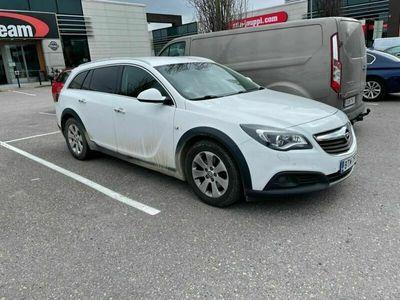 käytetty Opel Insignia Country Tourer 2,0 CDTI 4x4 125kW AT6 **** Korko 0,5% + min. 1500 EUR takuuhyvitys ****