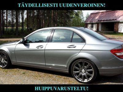 used Mercedes C200 1.8 Bensa Aj. Vain 76 tkm (katso ilmoitus)