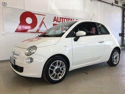 käytetty Fiat 500 Italia150 1,2 8v 69hv *0%korko, hyvitys vaihtoautosta väh. 1200?*