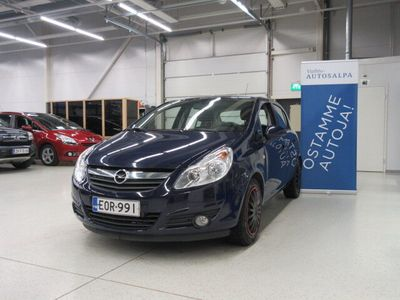käytetty Opel Corsa ENJOY 1.4 TWINPORT 66KW/90HV A4