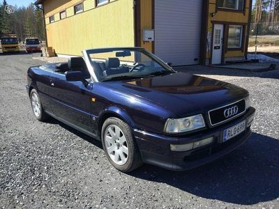 used Audi Cabriolet