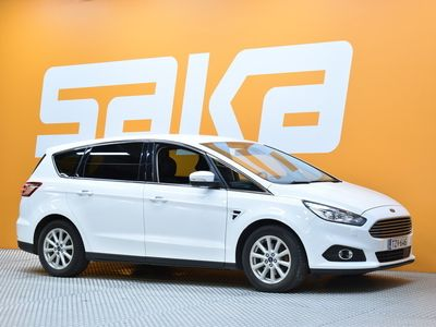 käytetty Ford S-MAX 2,0 TDCi 150hv PowerShift Titanium 5D