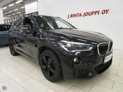 käytetty BMW X1 F48 xDrive20d A Business *M-Sport*
