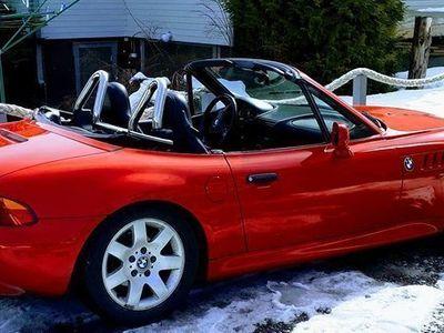 käytetty BMW Z3 avoauto