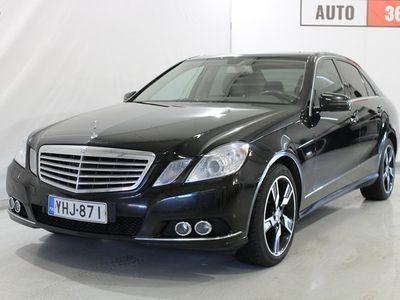 käytetty Mercedes E350 CDI