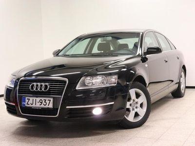käytetty Audi A6 2,4 V6 130 KW - Vakionopeudensäädin, Akustinen pysäköintijärjestelmä (APS) takana, Automaattinen mukavuusilmasto...