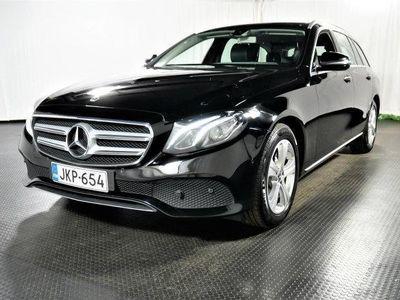 käytetty Mercedes E200 T A Premium Business **Black Friday tarjous**