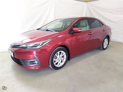 käytetty Toyota Corolla 1,6 Valvematic Premium 4ov