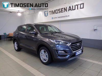 käytetty Hyundai Tucson 1,6 T-GDI 177 hv 4WD 7-DCT-aut Comfort Limited. AUTOMAATTIVAIHTEISTO!