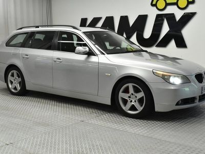 käytetty BMW 535 dA Touring