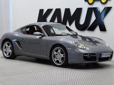 käytetty Porsche Cayman 3.4 S / Upea kuntoinen! / Sport Chrono / PASM aktiivijousitus