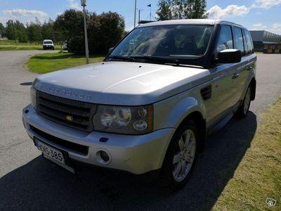 used Land Rover Range Rover Sport 5D STW 2.7TDV6 AUTOM.