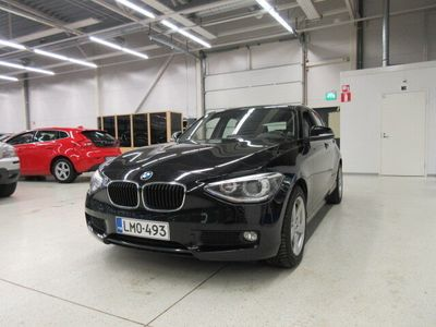 käytetty BMW 116 116 F20 HATCHBACK D TWINPOWER TURBO A BUSINESS AUTO