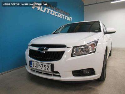 käytetty Chevrolet Cruze 1.8 141hv Aut. Sedan #KORKO alk. 0,89%#