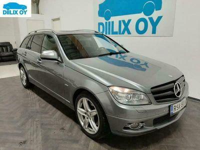 käytetty Mercedes C320 CDI Avantgarde T A *NAVI, NAHAT, XENON, BT, VAKKARI, ALK 99E/KK*