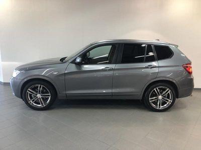 käytetty BMW X3 xDrive20d A TwinPower Turbo F25 Business