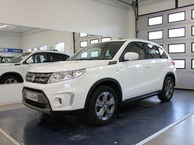 käytetty Suzuki Vitara 1,6 VVT 4WD GL+ 5MT - * KORKO 0,9% + KULUT! *