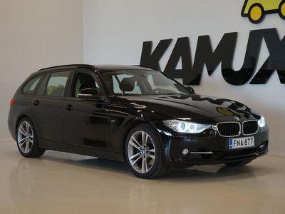 käytetty BMW 330 d Farmari Twinpower Turbo A // Sport-line // Navi // Liikennemerkkien tunnistus ym. //