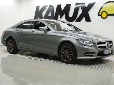 käytetty Mercedes CLS350 CDI BE 4Matic / HYVIN VARUSTELTU, HUOLLETTU JA JUURI LEIMATTU CLS /