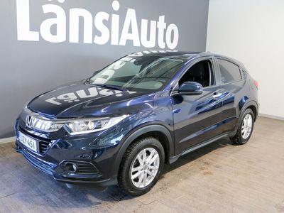 käytetty Honda HR-V 1,5 Elegance ** Lohkolämmitin - Liikennemerkin tunnistus ** **** LänsiAuto Safe -sopimus hintaan 590€. ****