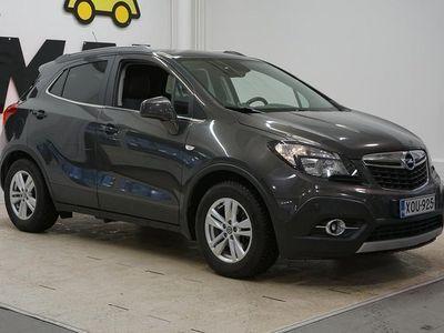käytetty Opel Mokka 1.6 CDTI COSMO ecoFLEX AUTOMATIC. Myös vaihto ja rahoitus. Nyt jopa ilman käsirahaa.