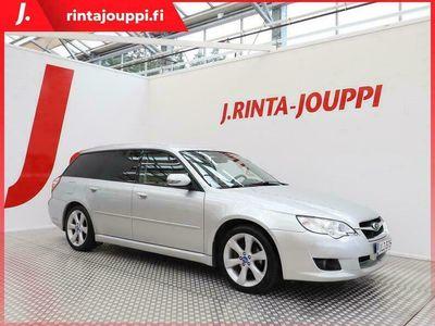 käytetty Subaru Legacy Legacy 5DSTW 2.0 R-BP5-4X4/267 *** 6kk korotonta!, J. kotiintoimitus