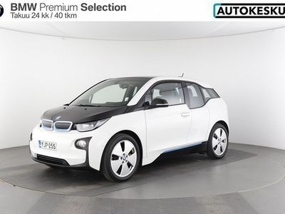 käytetty BMW i3 94Ah Charged Edition