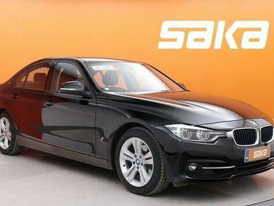 käytetty BMW 330e 330 F30 SedanA Business Sport ** Sähk. lisälämmitin / KeylessGo / Navi / LED-ajovalot / Bluetooth **
