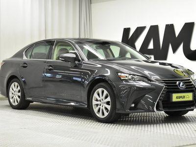 käytetty Lexus GS300h Hybrid A Premier / FACELIFT / Navi / Bi-Xenon / Keyless / Kaistavahti / Peruutuskamera / Bt aud