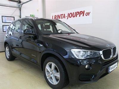 käytetty BMW X3 F25 xDrive20d 190hv Autom, Xenon-valot, s.toim. takaluukku, Start Stop