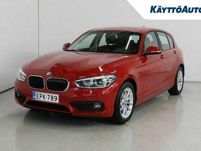 käytetty BMW 118 i F20 Hatchback Business