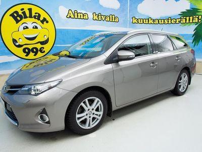käytetty Toyota Auris Touring Sports 1,6 Active S Automatic - **HUIPPU KUNTOINEN!!*AJALLAAN HUOLLETTU!!** - *HOMMA OK!*