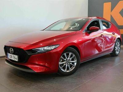 käytetty Mazda 3 Hatchback 2,0 (122 hv) SKYACTIV-G Vision Plus Business MT HK2Y