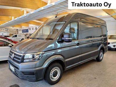 käytetty VW Crafter 35 PRO -umpipakettiauto 2,0 TDI 103 kW 8at, korkea katto