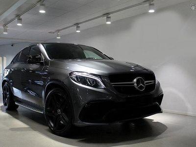 käytetty Mercedes GLE63 AMG AMG
