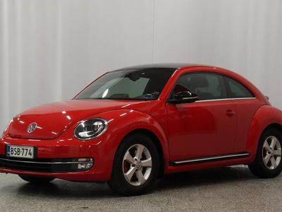 käytetty VW Beetle Sport 2,0 TSI 147kw DSG