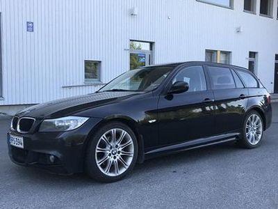 käytetty BMW 320 d e91 vm 2011