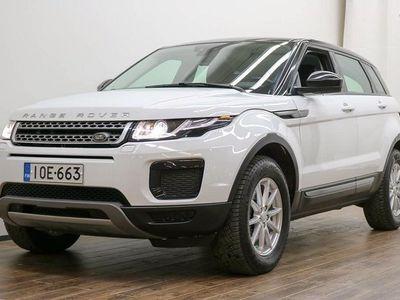käytetty Land Rover Range Rover evoque 2,0 TD4 150 Aut SE Business - TARJOUSAUTO! - VARUSTELTU YKSILÖ! OVH n.59te **** Korko 0,5% + min. 15