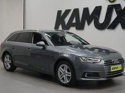 käytetty Audi A4 Avant Sport 3,0 TDI 160 kW S Tronic / Bang Of Olufsen Hifit / Lisälämmitin kaukosäädöllä / Adapt. Vakkari. /