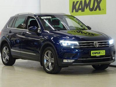 käytetty VW Tiguan 2.0 TDI SCR BlueMotion 4Motion DSG Sekventiell, 190hk, 2016