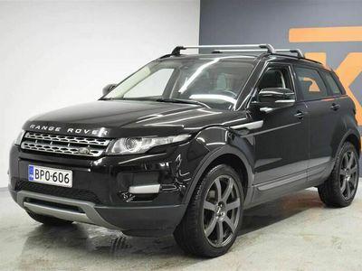 käytetty Land Rover Range Rover evoque 2,0 Si4 Pure Aut