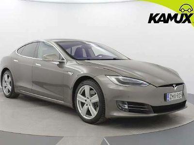 käytetty Tesla Model S 75 / Facelift / Juuri tullut / Autopilot / Sähkökontti / Ilmainen SC /