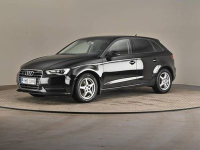 käytetty Audi A3 Sportback Bsn 2,0 TDI 135 Q Stronic -Navigointipaketti, Sporttipenkit-
