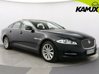 käytetty Jaguar XJ Luxury 3,0 V6 Diesel