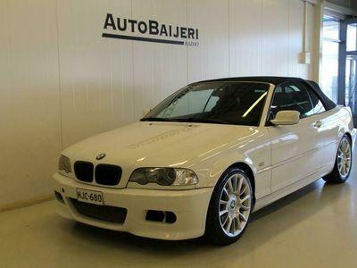 käytetty BMW 330 Cabriolet 330 Cia