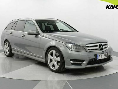 käytetty Mercedes C250 CCDI 4MATIC Farmari (AC) 4ov 2143cm3 A